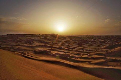 6.24 - Alba nel Sahara
