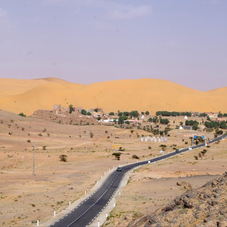 Taghit e le dune
