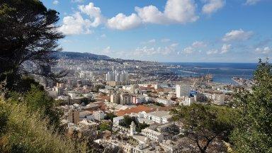 Vista di Algeri