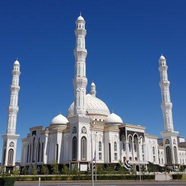 Moschea Hazrat-Sultan