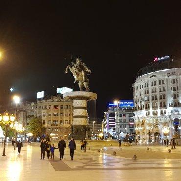 Piazza Macedonia