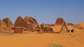 Piramidi di Meroe