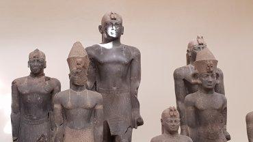 i 7 faraoni neri