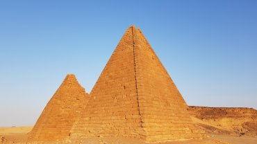 Piramidi di Jebel Barkal