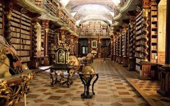 Biblioteca barocca