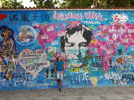 Muro di J. Lennon