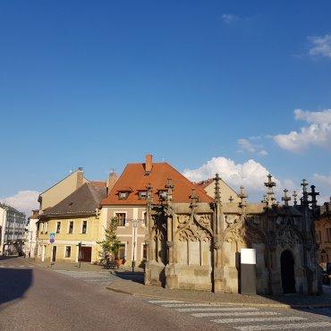 Fontanta Gotica - Kutna Hora
