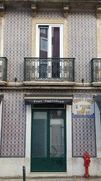 Azulejos per Lisboa