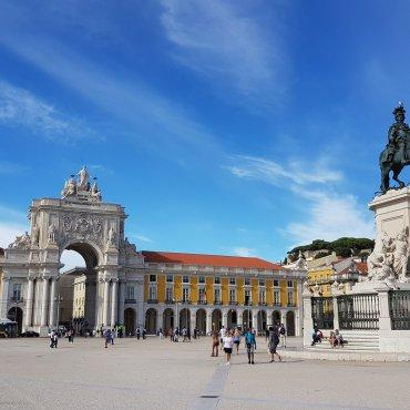 Piazza del Commercio