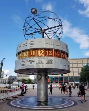 Orologio astronomico sovietico
