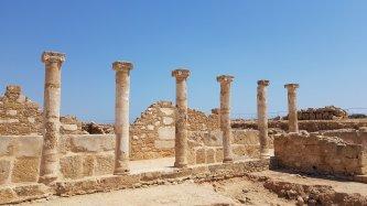 Parco archeologico di Pafo